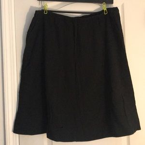 Eileen Fisher skirt size Large